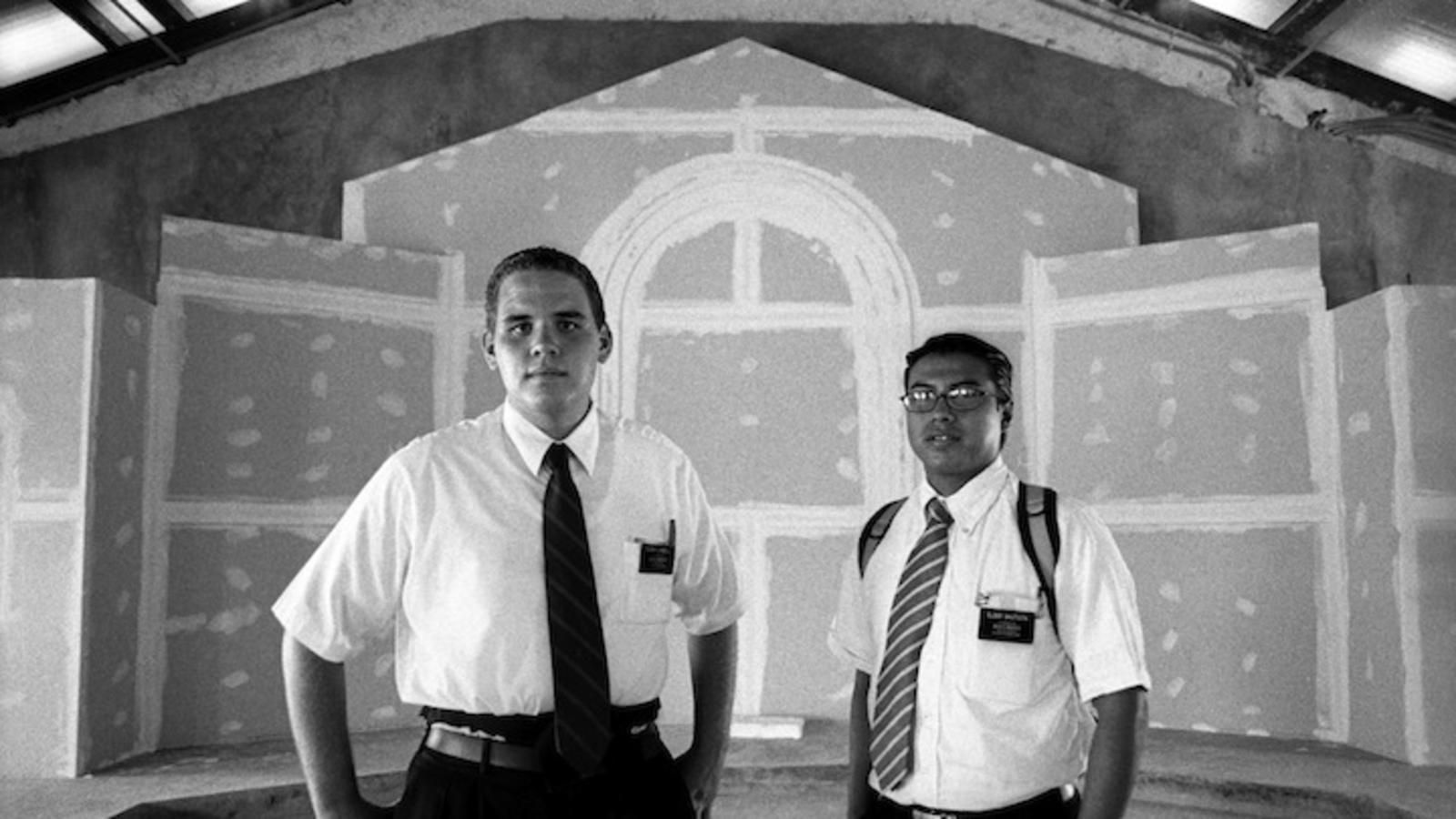 The Mormons photo series. Q&A with Photographer, Mark Hedengren