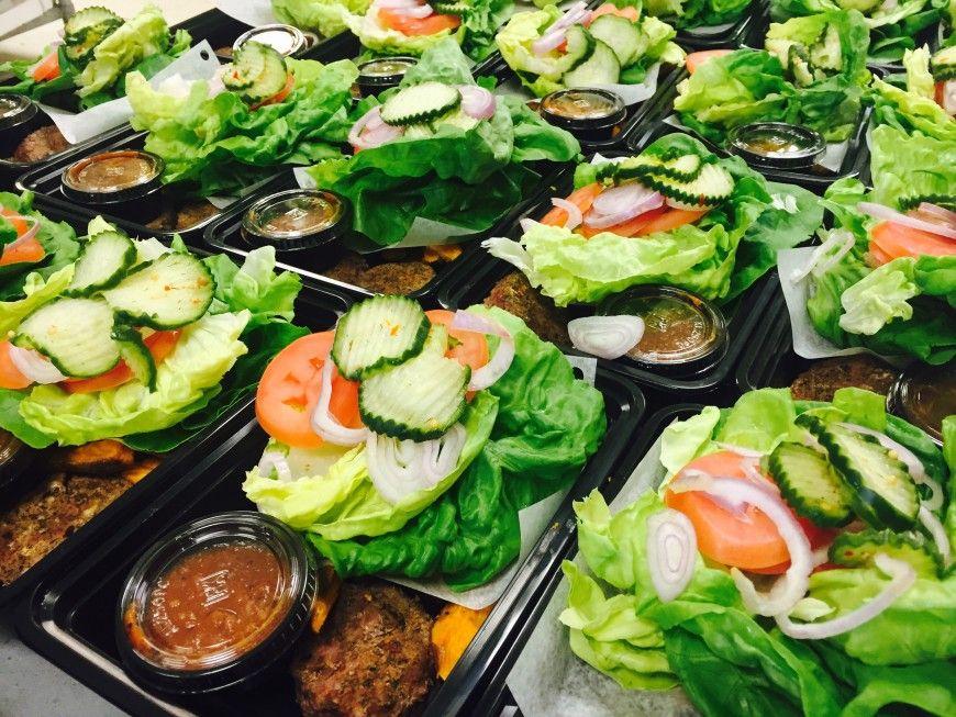 CavemanChefs Paleo Meal Plan Delivery Menu -
