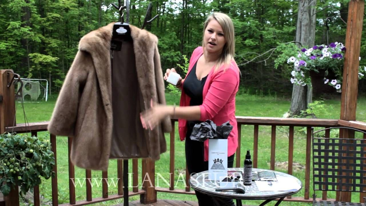 How to properly clean fur coat quick and easy diy guide