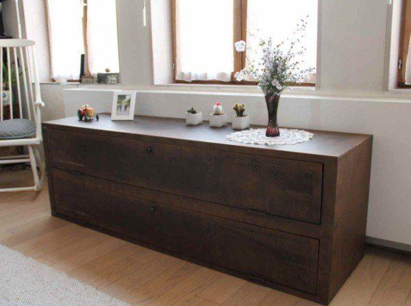Comment customiser un casier en meuble vintage ? Leroy Merlin A