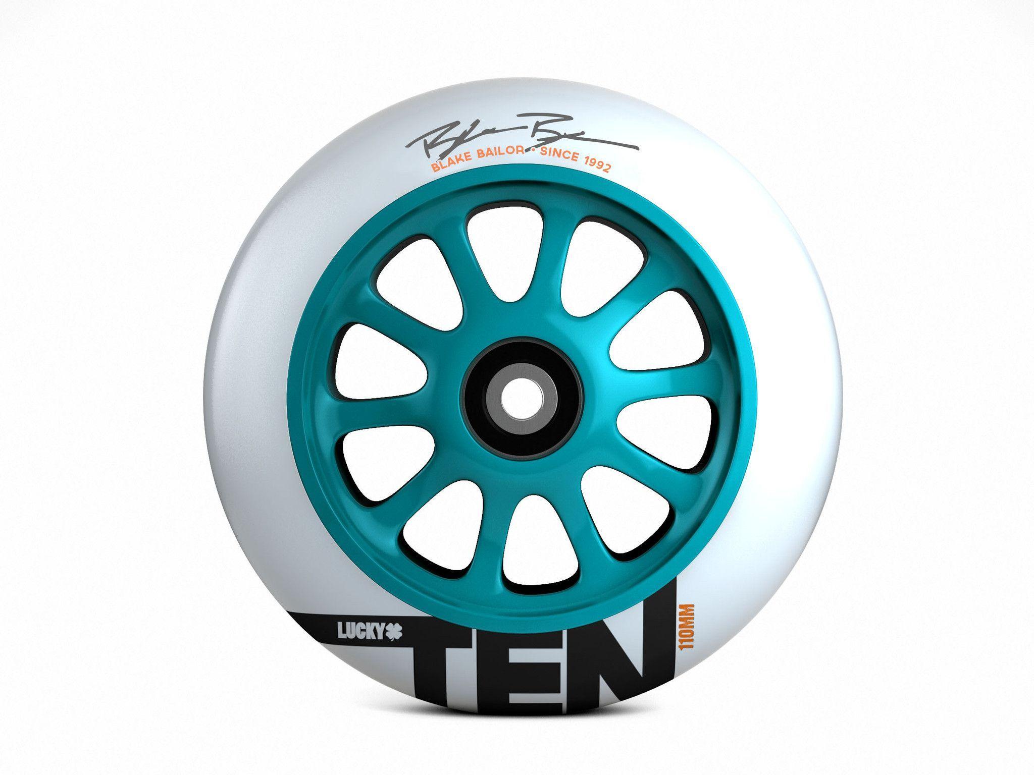 Lucky Ten 110mm Wheel Blake Bailor Sig