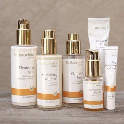 Dr Hauschka Skin Care Natural Cosmetics Skin Care Organic Beauty