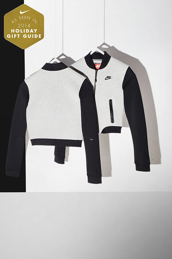 Who said warmth couldn t look this cool  An athletic fit that keeps in heat  as you take to the streets. The Nike Tech Fleece 3MM Bomber Jacket. 6285bd1f3