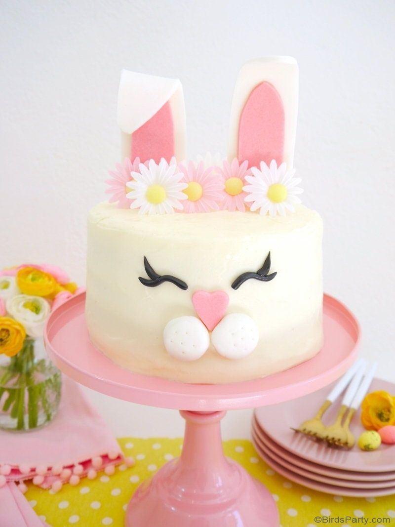 Bunny Easter Cake With Images Easter Bunny Cake Bunny Cake