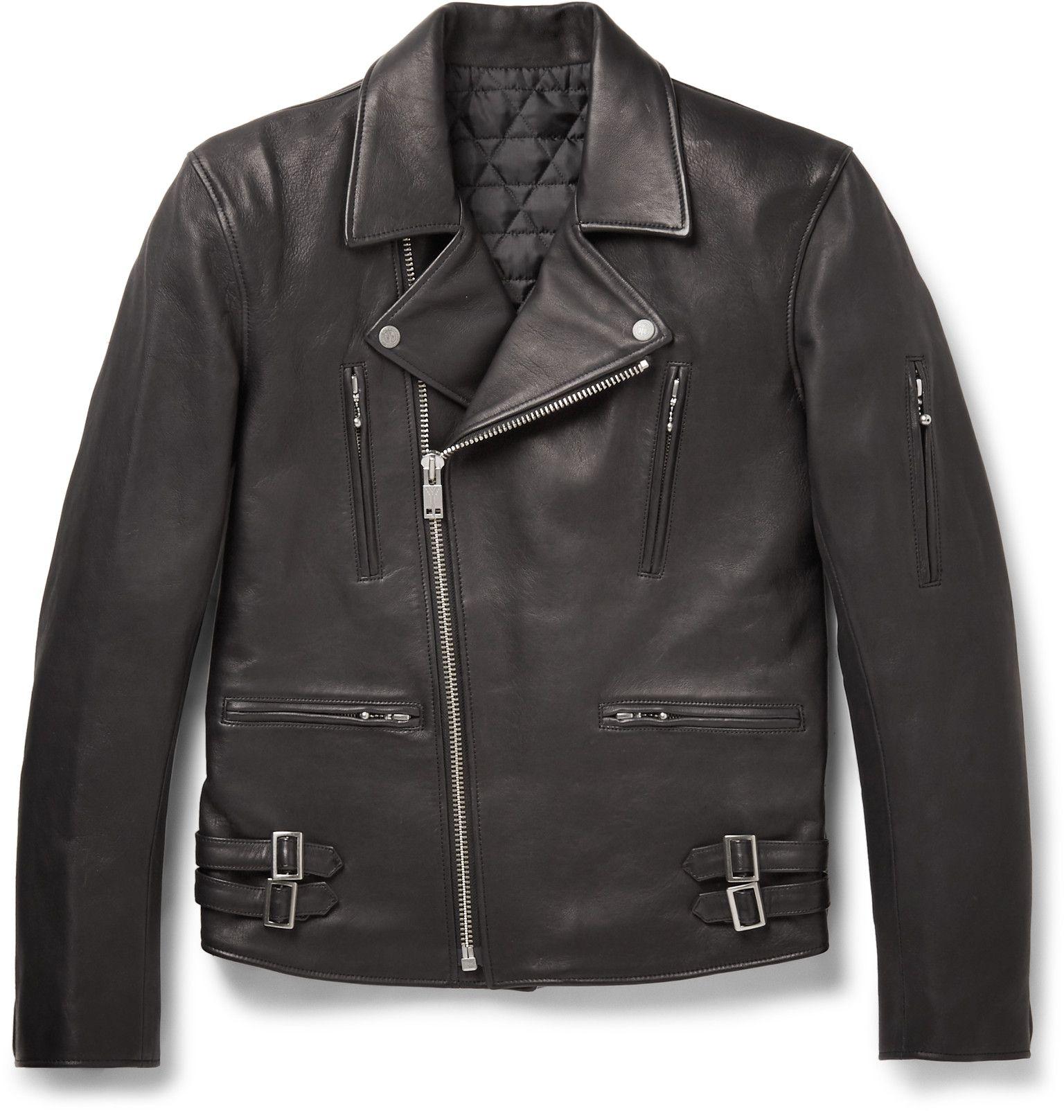 Blackmeans Leather Biker Jacket Jackets Biker Jacket Mens Jackets [ 1604 x 1536 Pixel ]