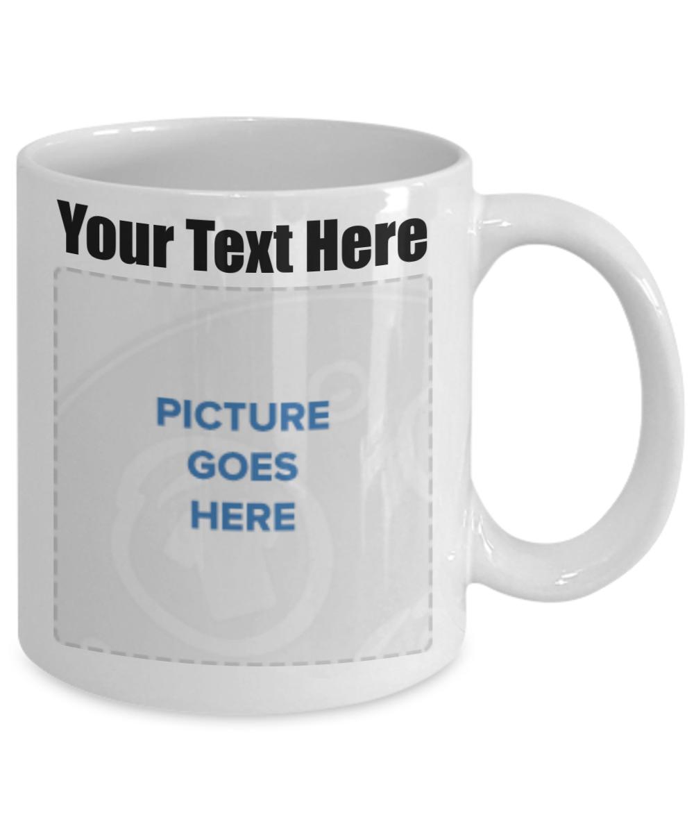 Customized Coffee Mug Gift For Dad Mom Wife Husband Son