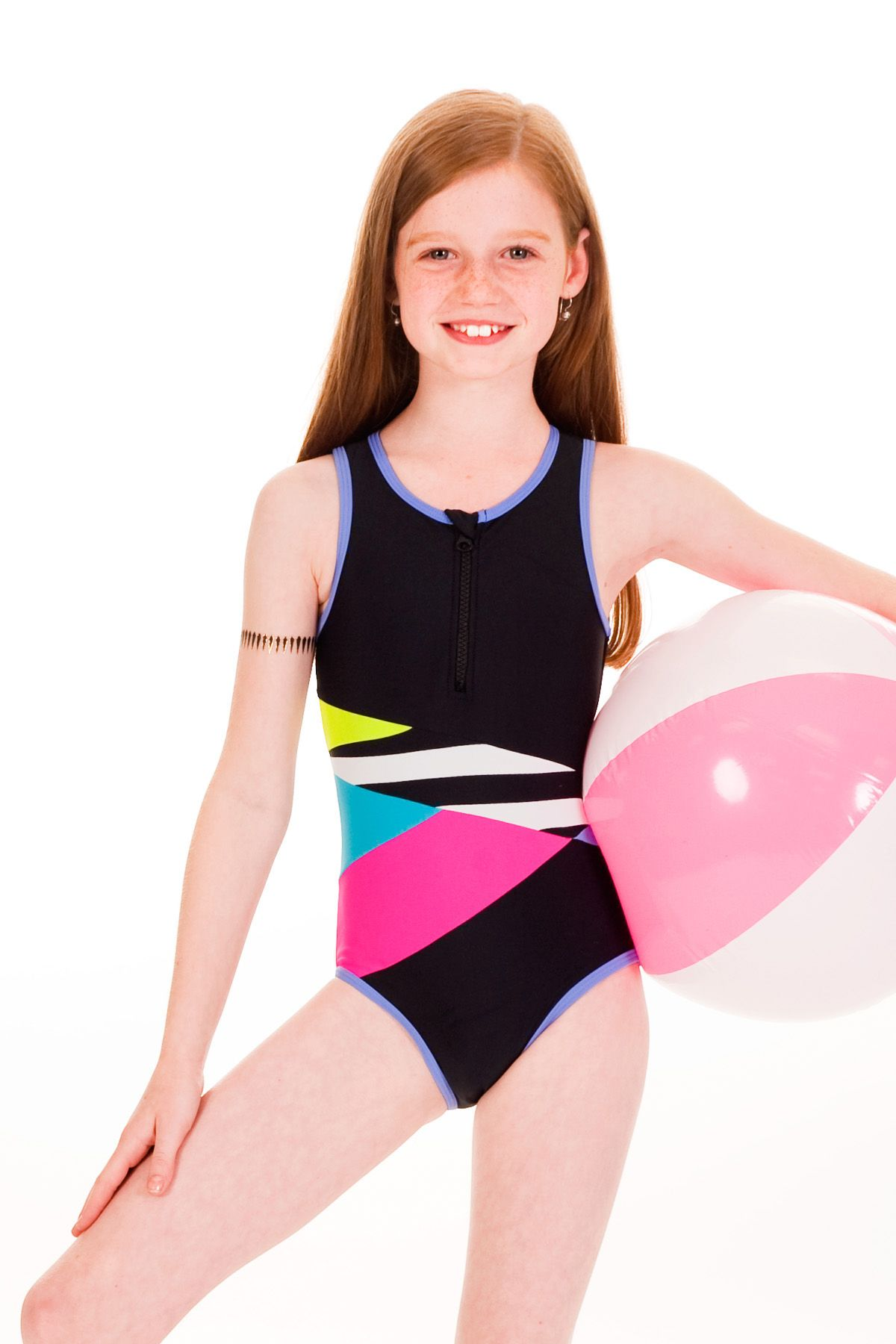 Limeapple girls swimwear | Preteen Girls Swimsuits fun and colorful ...