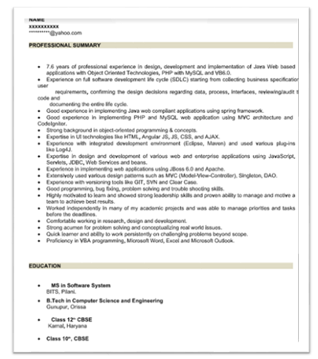 angularjs resume sample download classy resumes pinterest free