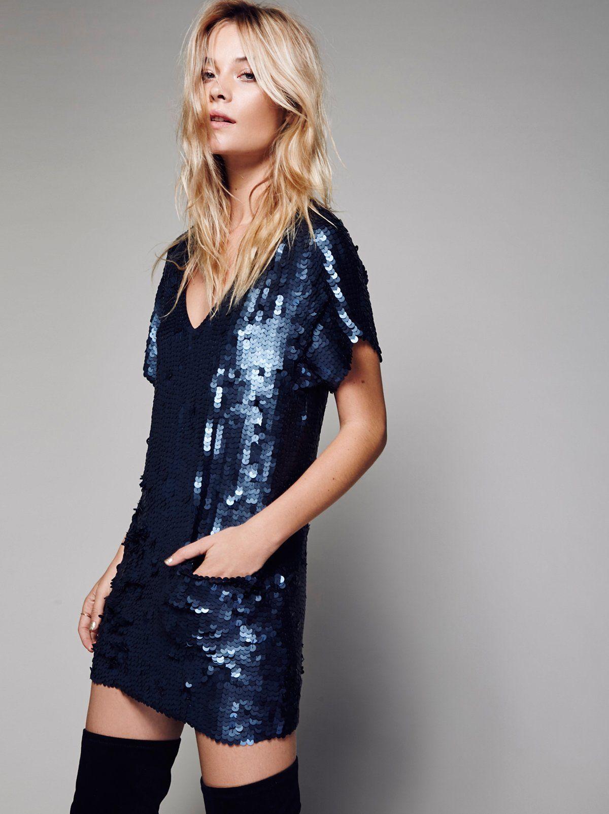 Sequin Casual Dresses