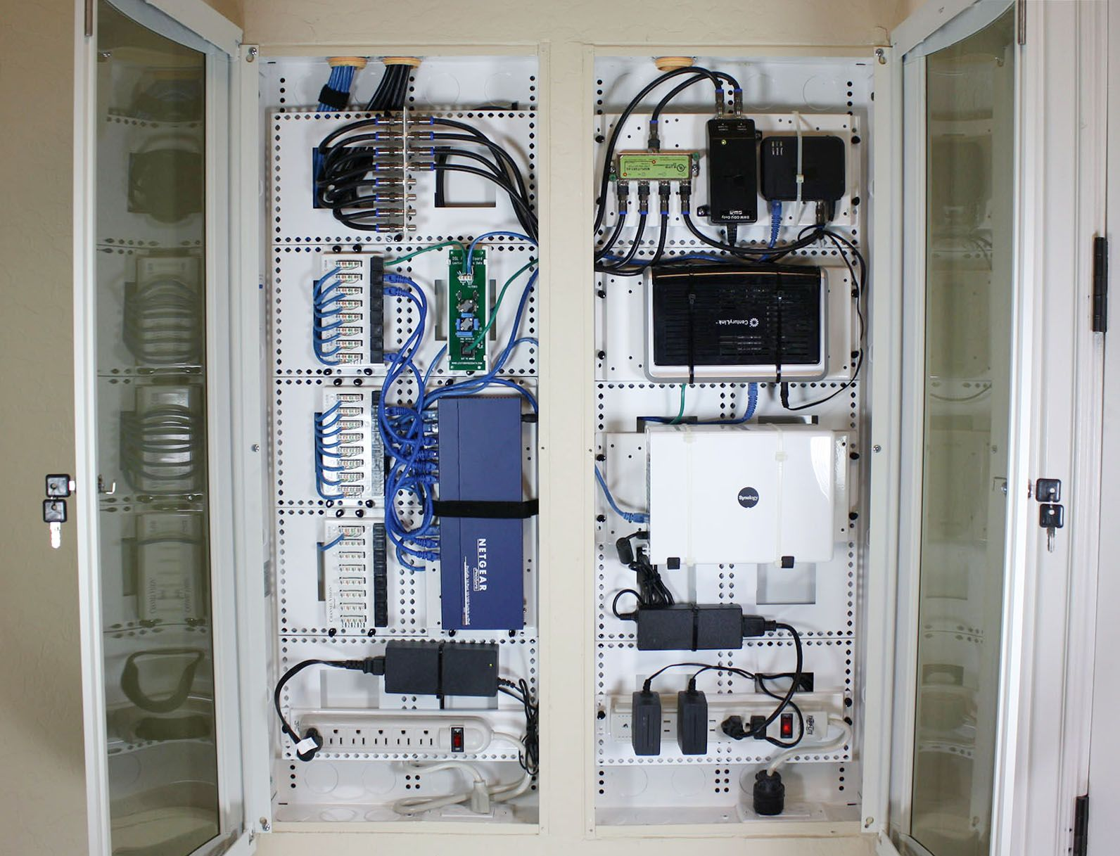 Structured Wiring Home Automation Library Design The Perfect Networking Panel Construction Academy