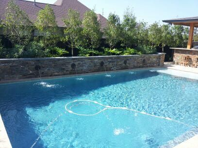 Take care of your pool