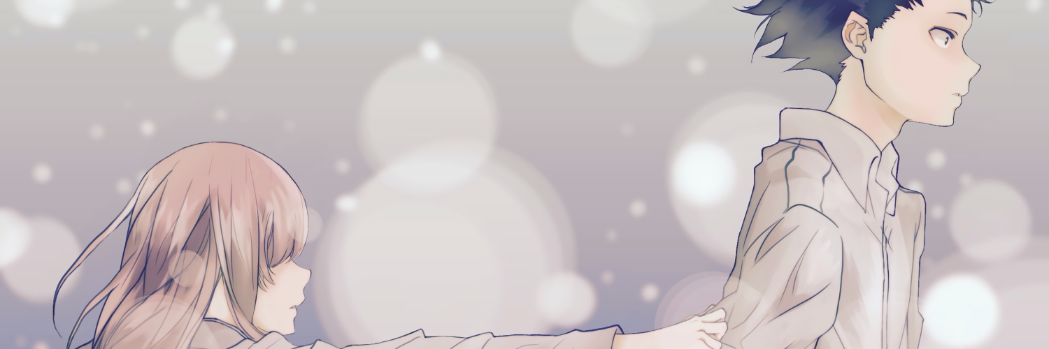 Anime/Your Lie in April Twitter Header Capa facebook
