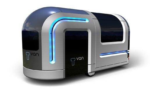 Caravan Of The Future Gt Other Entries Of Particular Merit