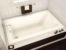 Pose Bathtub