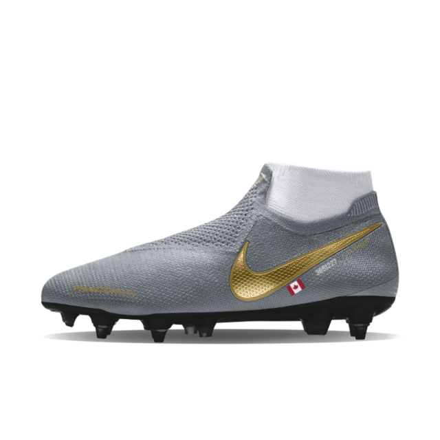 Nike Phantom Vision Elite Fg Id Firm Ground Soccer Cleat Cool Football Boots Soccer Boots Football Boots