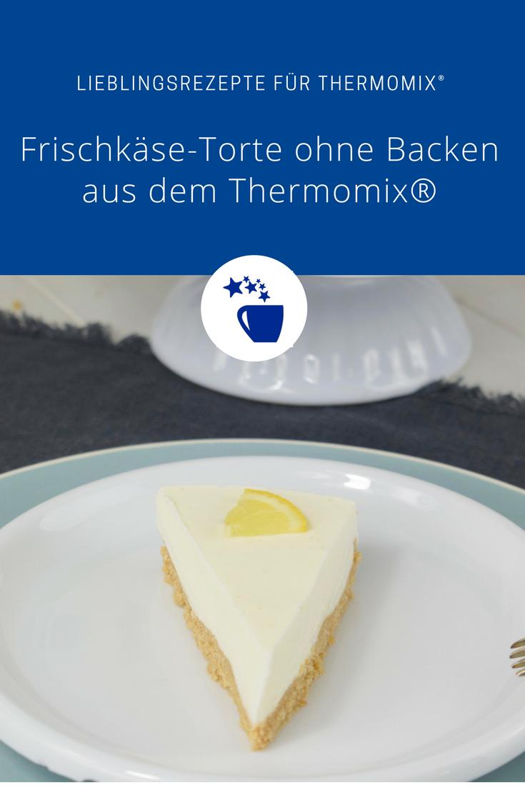 Frischkase Torte Ohne Backen Rezept Tm5