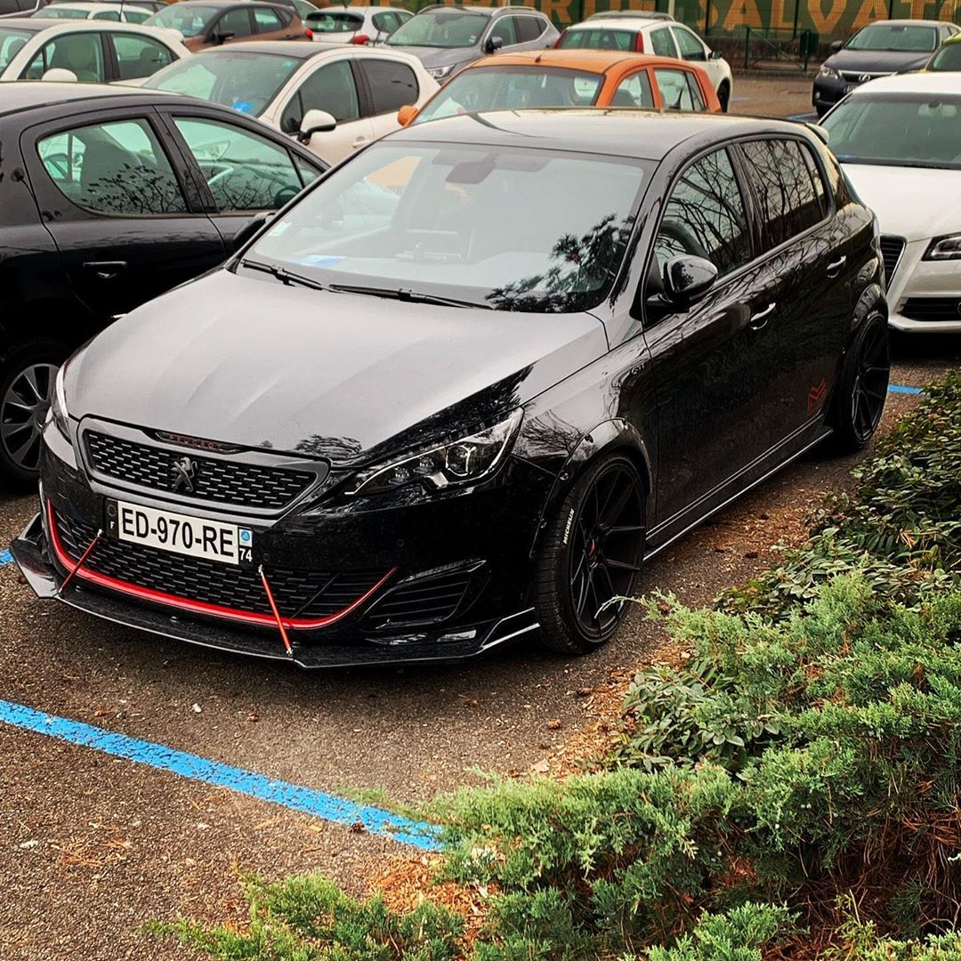 Epingle Par Mr Jhon Sur Engines 308 Gti Voiture