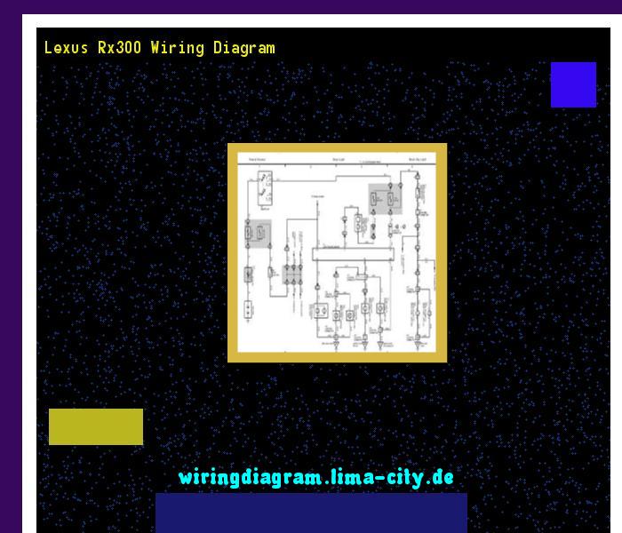 Lexus Rx300 Wiring Diagram Wiring Diagram 175745 Amazing Wiring Diagram Collection Diagram Lexus Wire