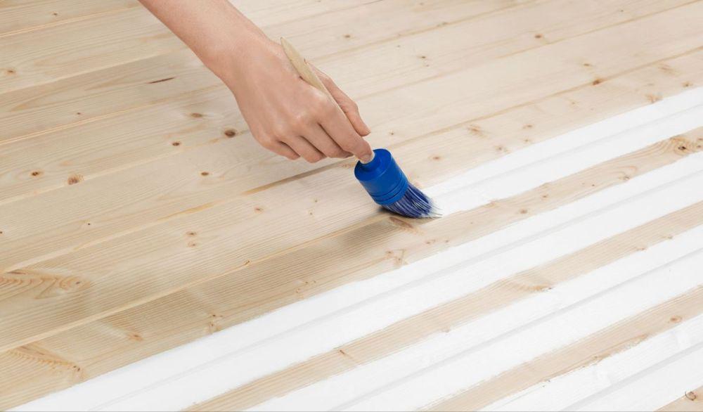 Pep Up Renovierfarbe Fur Holzboden Treppen Schoner Wohnen Farbe Holzboden Treppe Und Boden