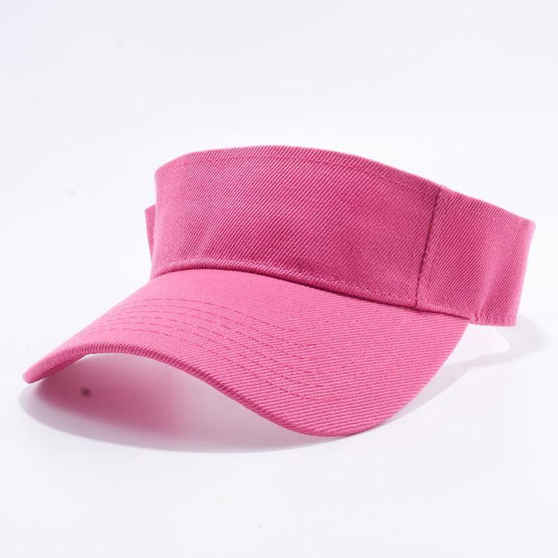 Pit Bull Blank Visor Hats Wholesale  H.Pink   7c8f6b75b