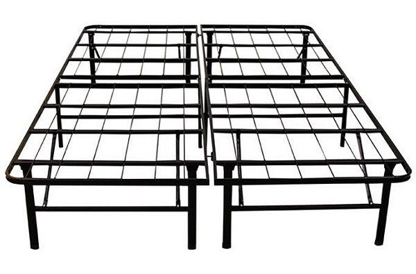 finest selection c6407 ff751 EnVision Foundation Frame | Cypress | Metal platform bed ...