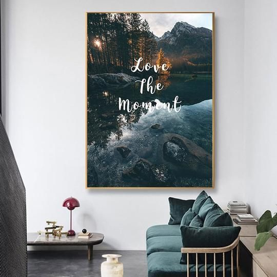 The Light At The End Of The Tunnel Wall Art Fine Art Canvas Print Modern Abstract Black And White Posters Nordic Style Home Interior Decoration#abstract #art #black #canvas #decoration #fine #home #interior #light #modern #nordic #posters #print #style #tunnel #wall #white
