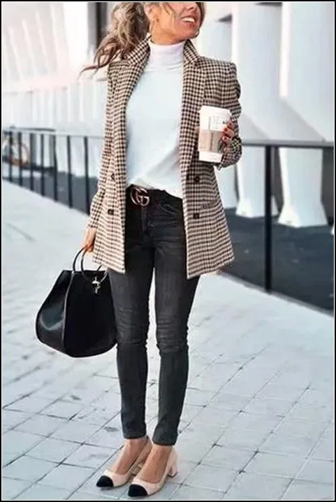 114 chic and casual business attire ideas for women -page 27 #womensbusinessattire