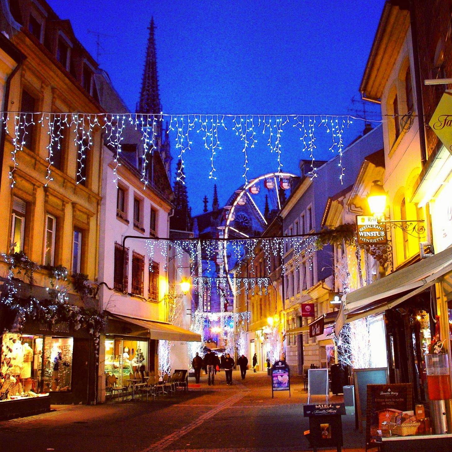 Christmas in Mulhouse Photo, In this moment, Famous places