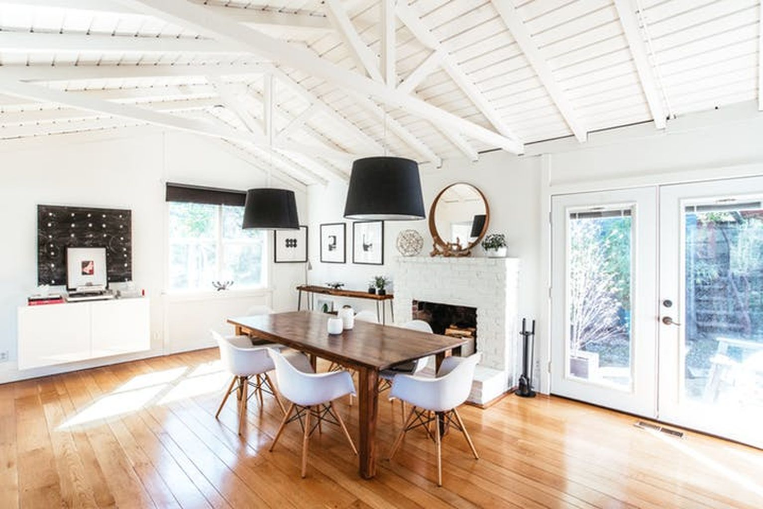 50+ Simple Scandinavian Dining Room Ideas   Room ideas, Dining room ...