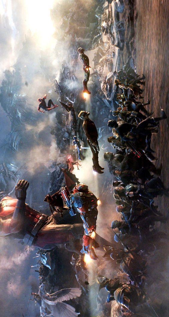 Avengers Wallpaper | EPIC Goods