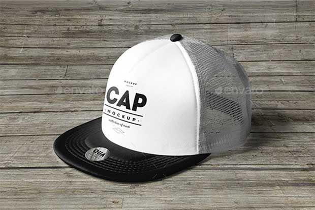 e713529a849 45+ Best Cap   Hat Mockup PSD – Free   Premium Download