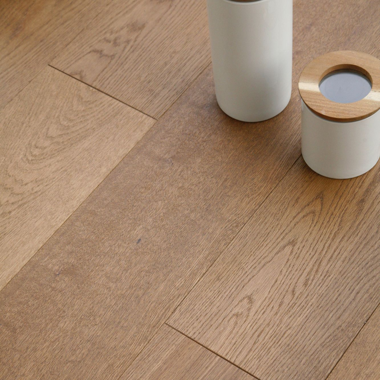 Colours Rondo Oak Real Wood Top Layer Flooring 1.14 m²