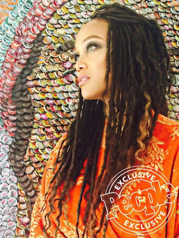 Tyra Banks Goddess Locs Hairstyles Protective Styles