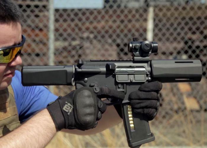 Evike [The Gun Corner]: Krytac Trident SDP | Halloween