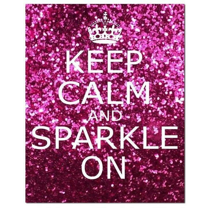 Get your sparkleee on!