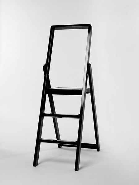 A Step Ladder To Get Hard Reach Bags And Shoes