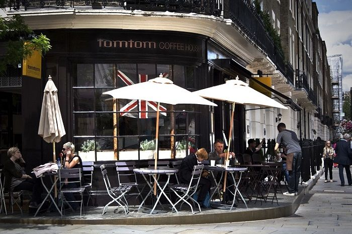 Tomtom Coffee House - Exterior