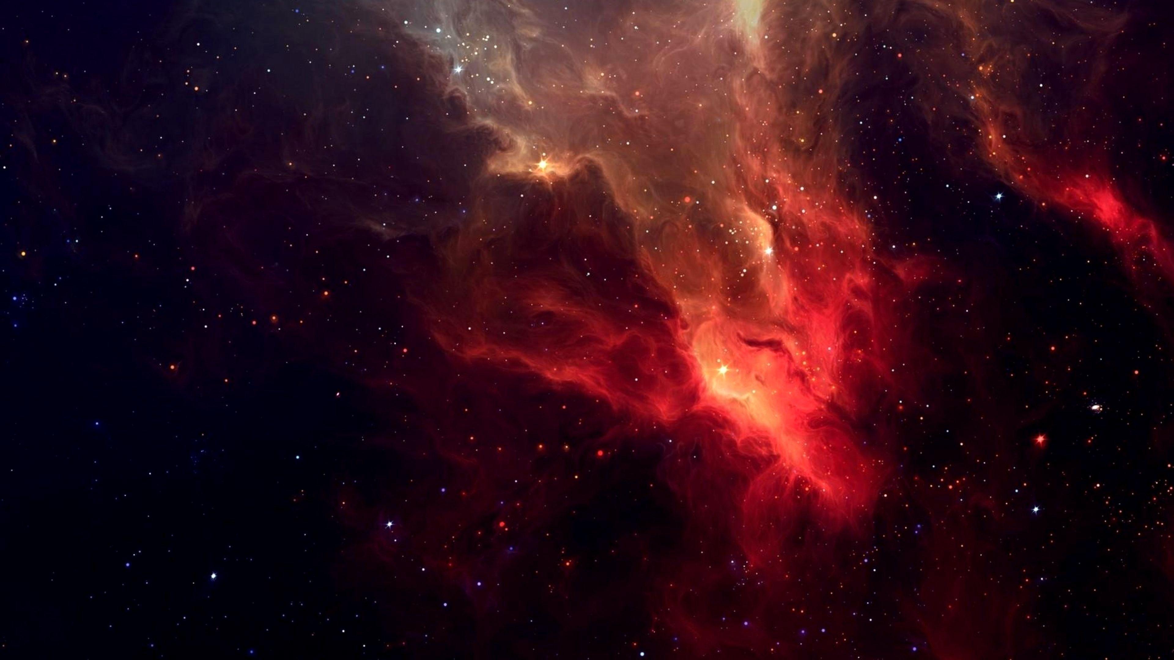 Space Nebula Wallpaper 4k Ideas Gambar Bintang Samsung Galaxy