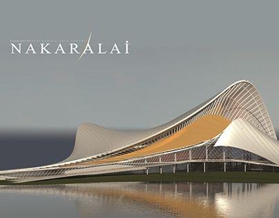 Nakaralai Bangkok Performing Arts Centre Thailand Concept Architecture Performance Art Architecture