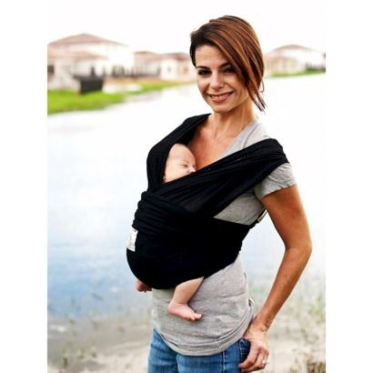 Baby K'Tan Breeze Baby Carrier (50 mesh/50 cotton) - for my summa babe