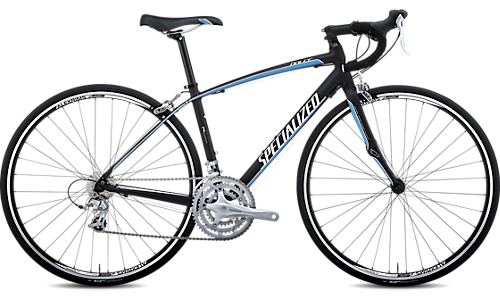 Specialized Dolce - Satin Black/Electric Blue/ White | bikebikebike ...