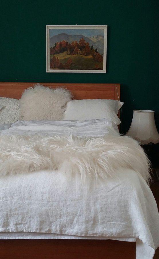winterliches Gästezimmer SoLebIchde Foto filomena #einrichtung - schlafzimmer einrichten inspirationen