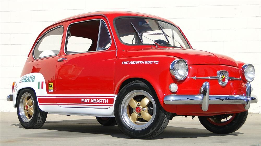 Item Barrett Jackson Auction Company Fiat 600 Fiat Fiat Cars