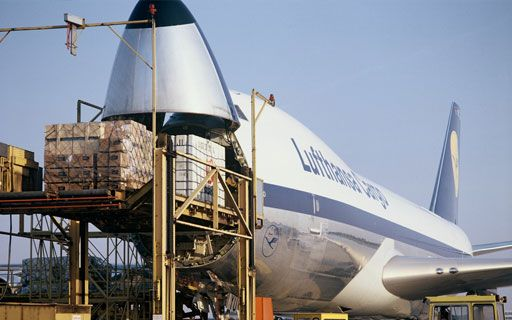 Did You Know The Freight Version Of Our Jumbo Jet Featured A