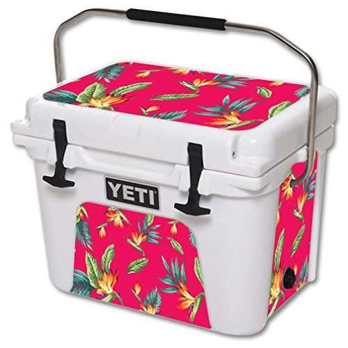 Mightyskins Protective Vinyl Skin Decal For Yeti Roadie 20 Qt Cooler Wrap Cover Sticker Skins Paradise Click Image To Review M Yeti Roadie Cool Wraps Cooler