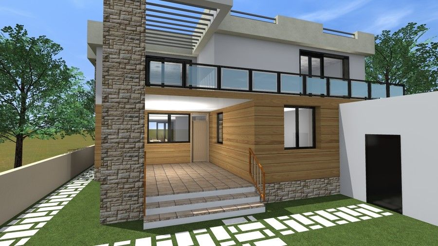 This Is Entry #8 By Markoculibrk In A Crowdsourcing Contest Redesign My  House And Render