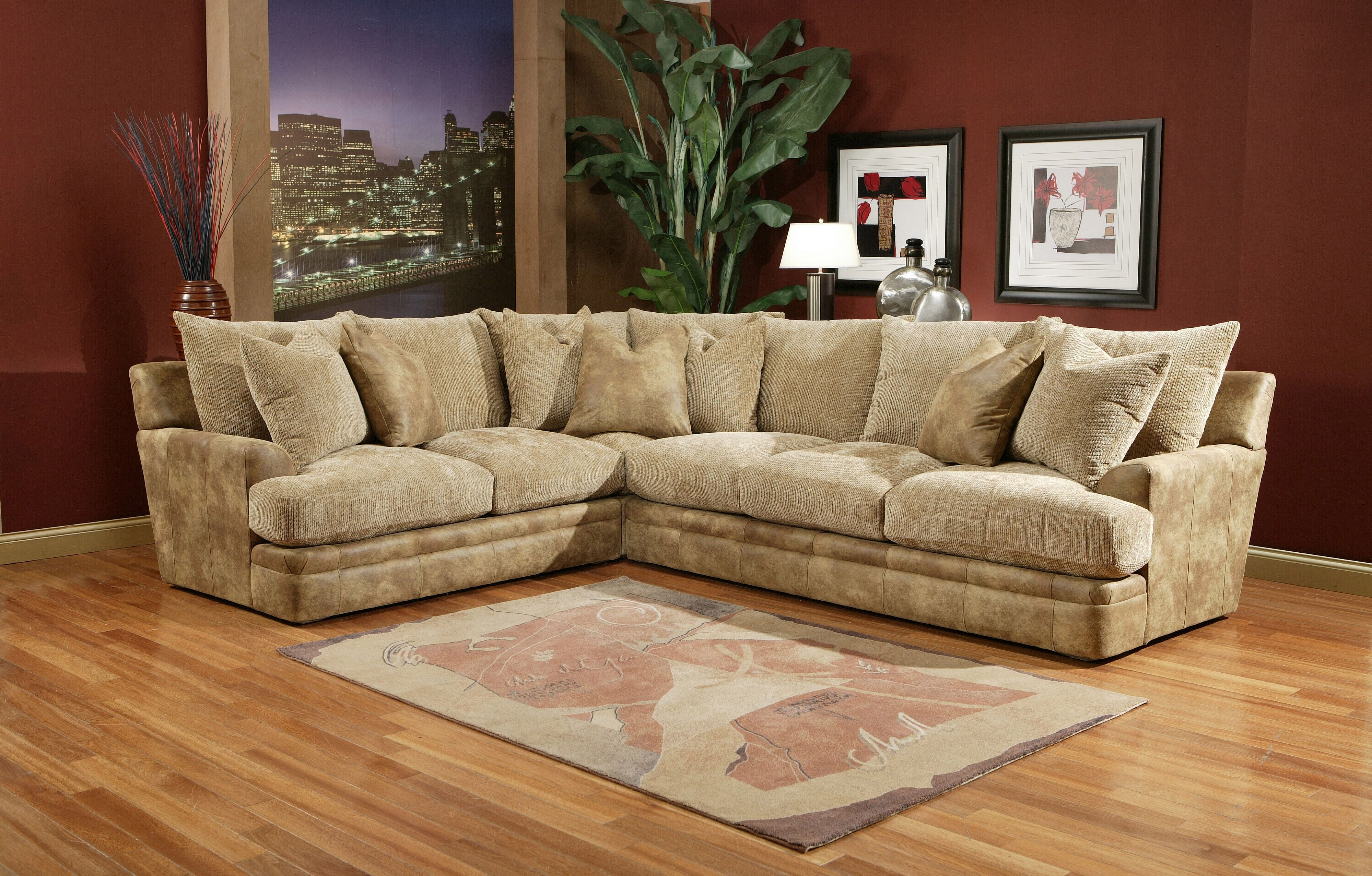 Delicieux Awesome Down Filled Sectional Sofa , Awesome Down Filled Sectional Sofa 60  For Your Living Room