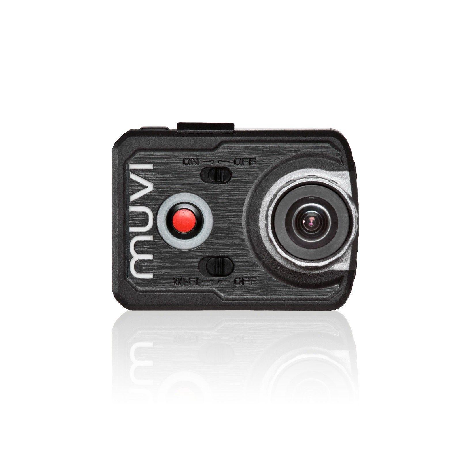 Veho Announces Muvi Handsfree Action Camera