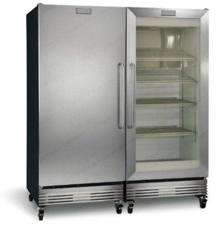 Frigidaire 39 Cu Ft Commercial Refrigerator Freezer Combo Fcgm201rfb Fcfs201lfb Amazon Com Kitch Refrigerator Freezer Commercial Refrigerators Refrigerator