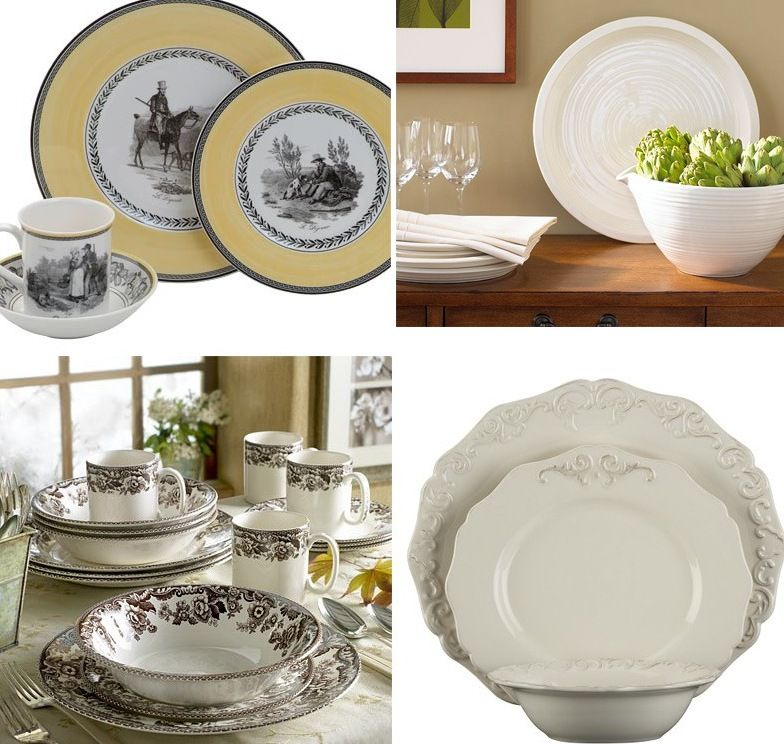 Dinnerware  sc 1 st  Pinterest & The Tomato Snob: Tablescaping - step one